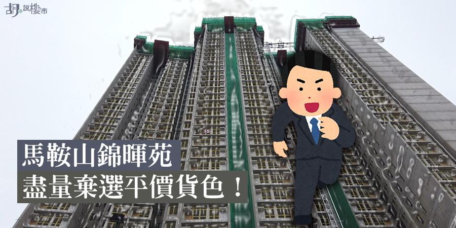 【居屋2019】揀樓攻略:馬鞍山錦暉苑 盡量棄選平價貨色!