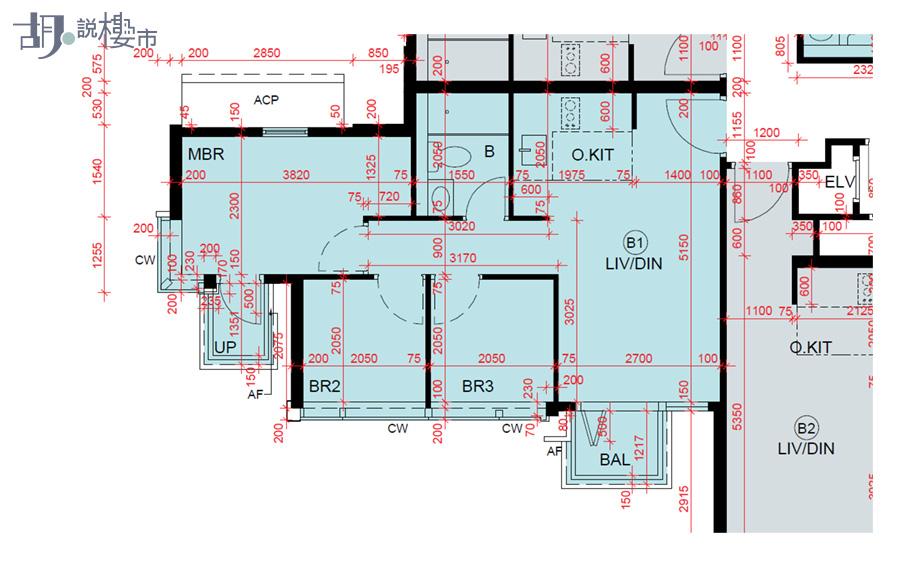 18座1-9樓B1室