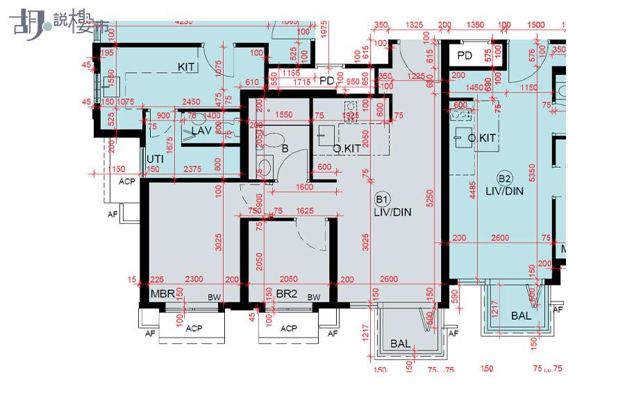 2座3-7樓B1室
