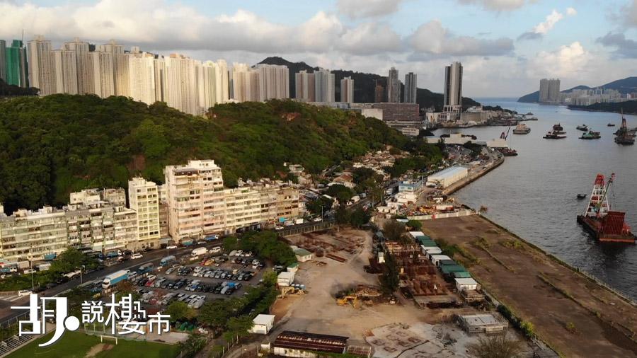 茶果嶺村將會重建