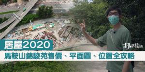 【居屋2020】馬鞍山錦駿苑售價、平面圖、位置全攻略
