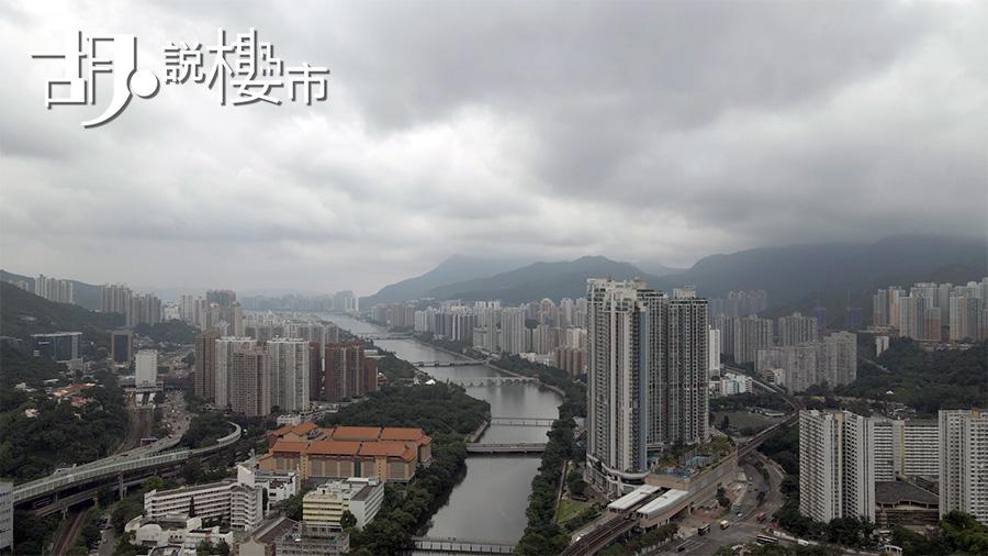 最優質的景觀是城門河景