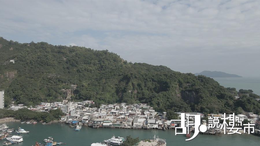 三家村避風塘景