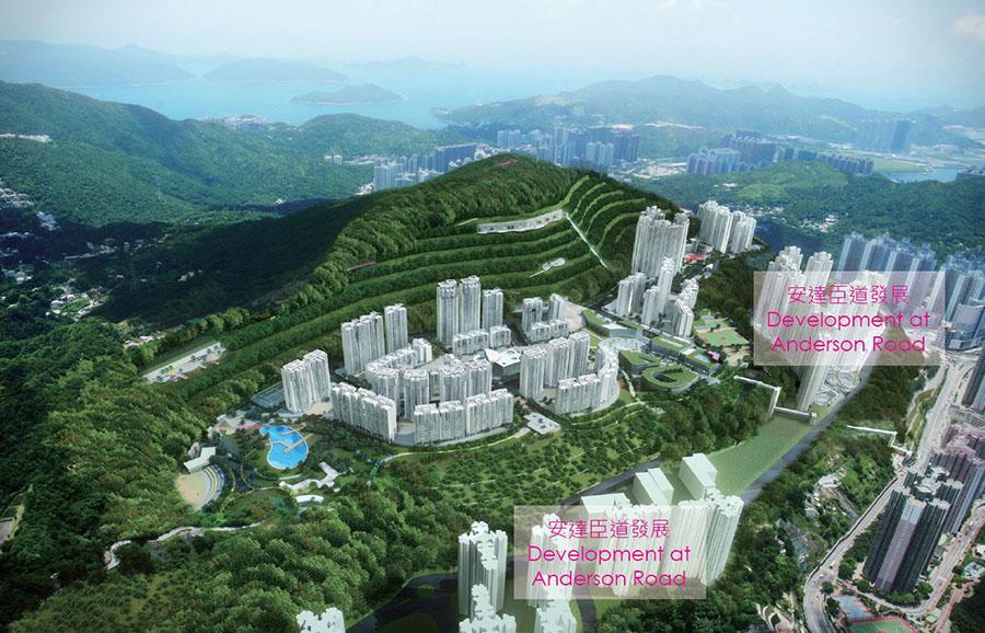 模擬發展區圖片