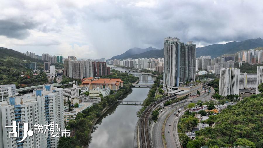 城門河為全盤最一線景觀