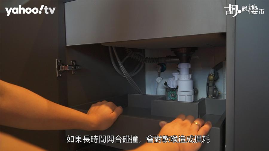洗手盆底喉管容易損耗