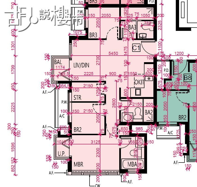 2A座1-9樓C1室
